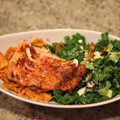Broiled Salmon – Simple & Healthy