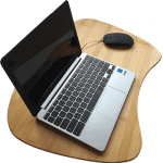 Bamboo Lap Desk for Laptops