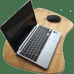 Bamboo Lap Desk for Laptops