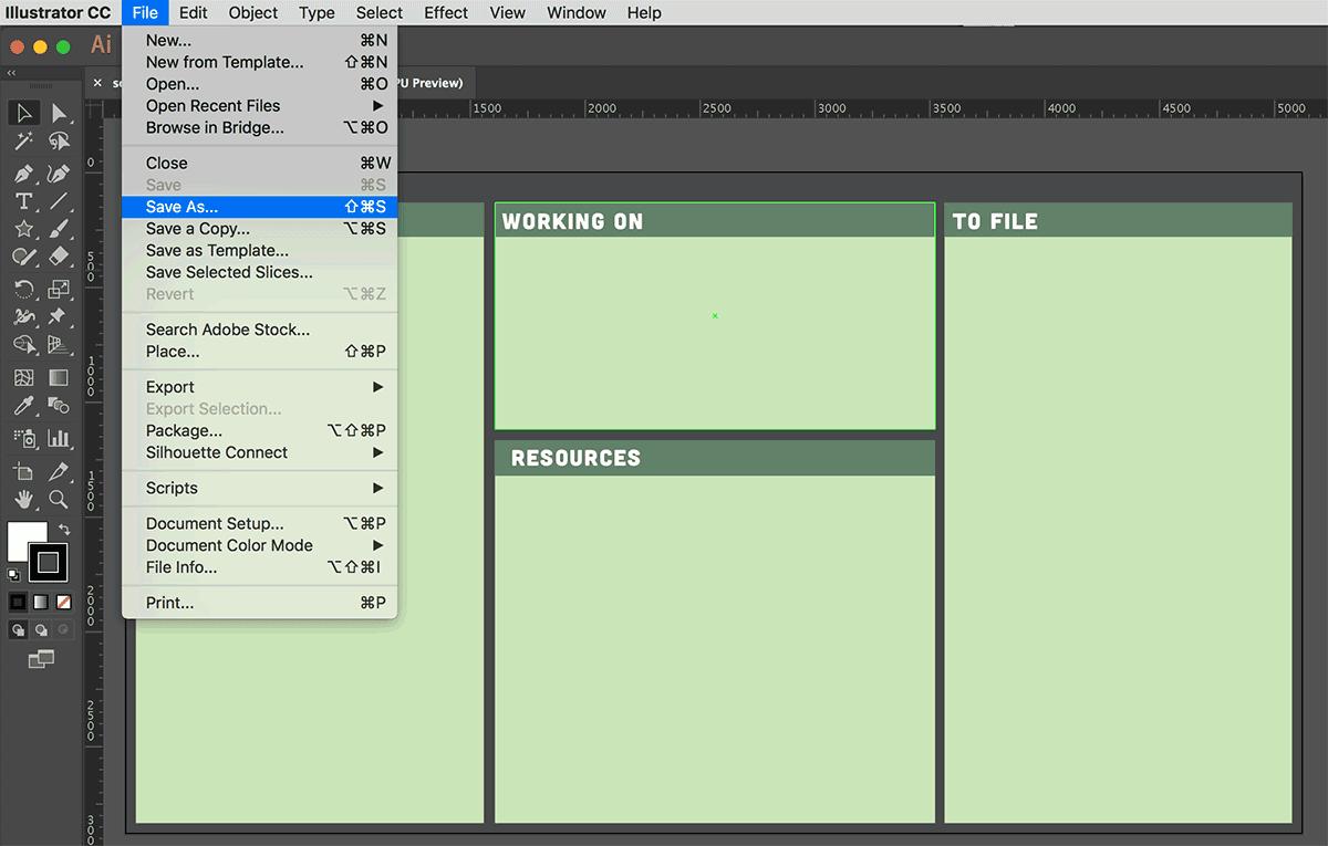 Tutorial 11: Clean up your desktop
