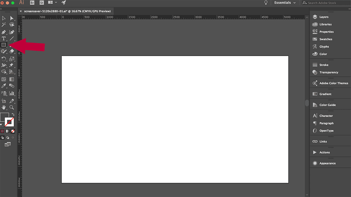 Tutorial Step 3: Create a custom background