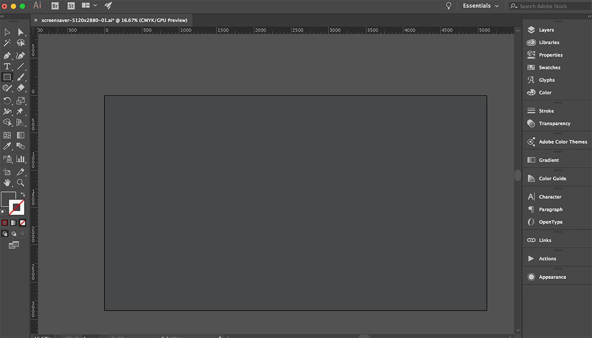 Tutorial Step 4: Create a custom background