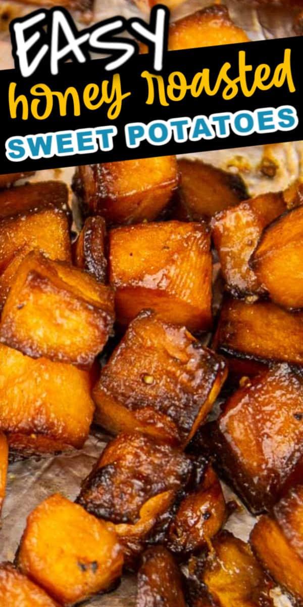Easy honey roasted sweet potatoes recipes