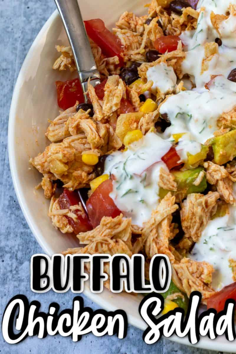 Incredibly Easy Buffalo Chicken Recipe