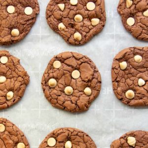 White Chocolate Chip Cookie Recipe