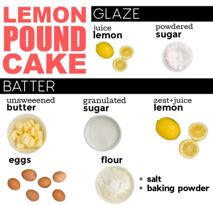 The Best Glazed Lemon Pound Cake Recipe (Sheet Cake!)