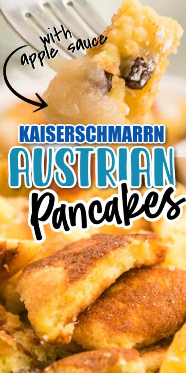 Authentic Austrian Pancakes