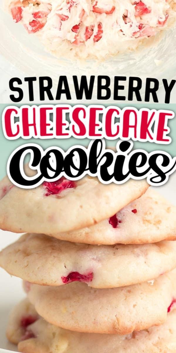 Easy Strawberry Cookie Recipe