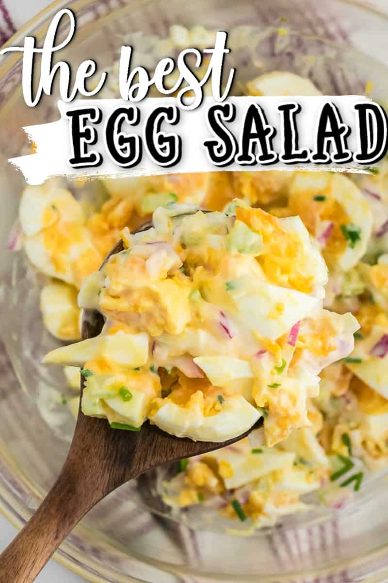 The only Egg Salad Sandwich Recipe You'll ever need