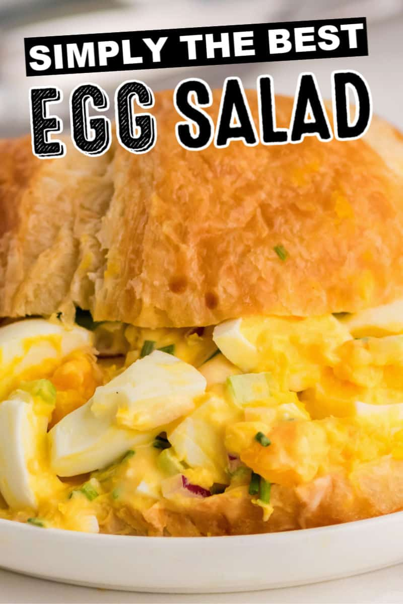 Simply The BEST Egg Salad