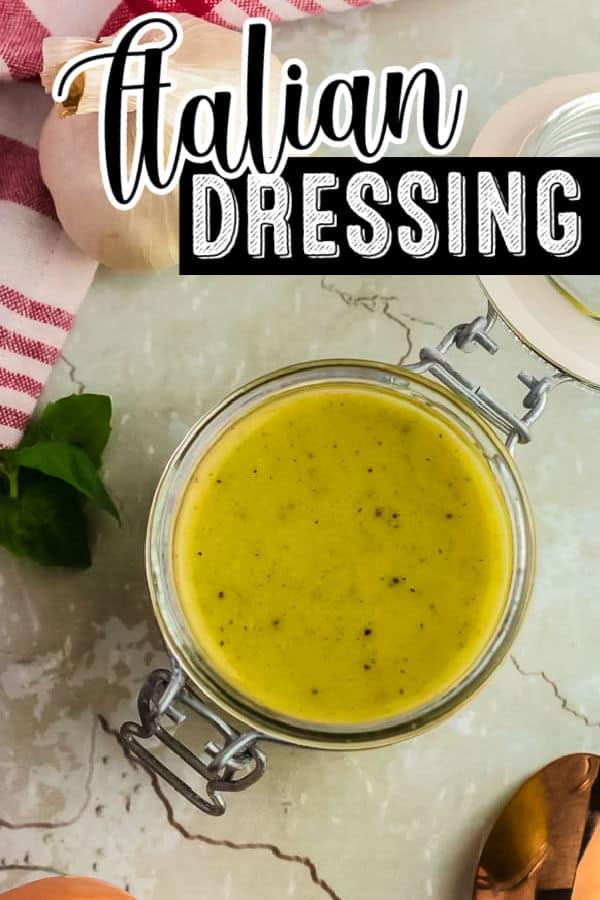 Easy Italian Dressing