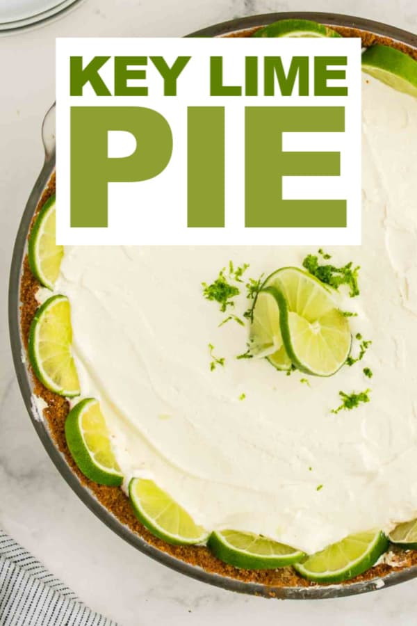 Simple Key Lime Pie Recipe