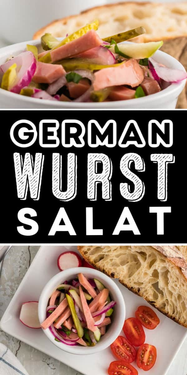 German Wurstsalat Recipe