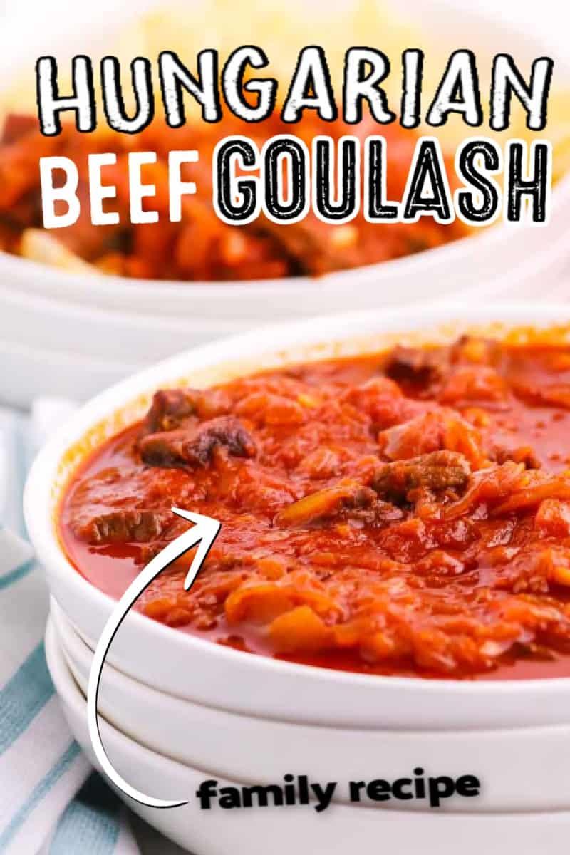 Simple Hungarian Goulash