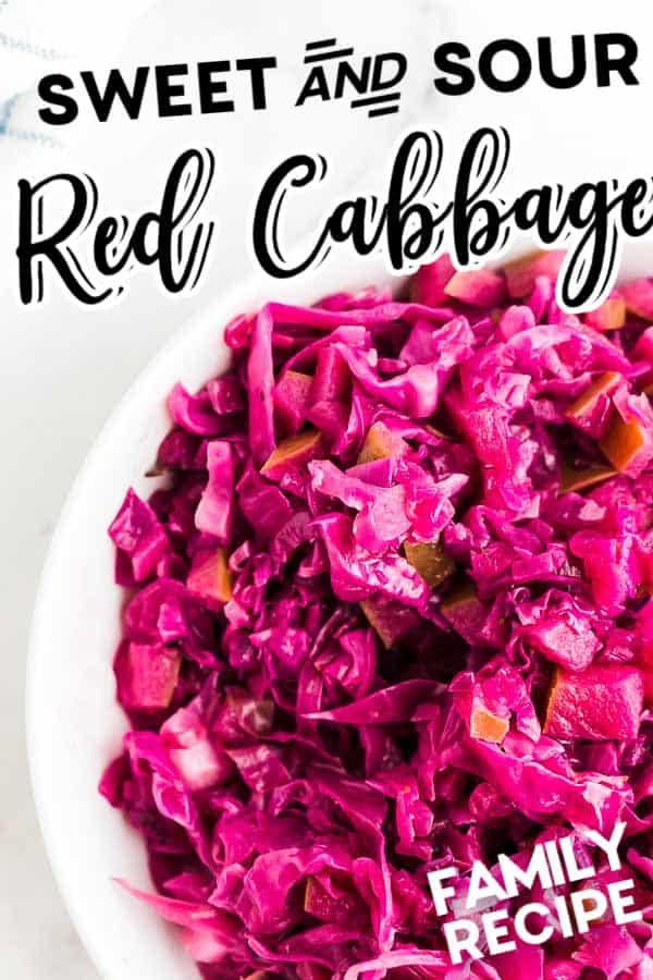 Rotkohl Recipe - German Red Cabbage Recipe
