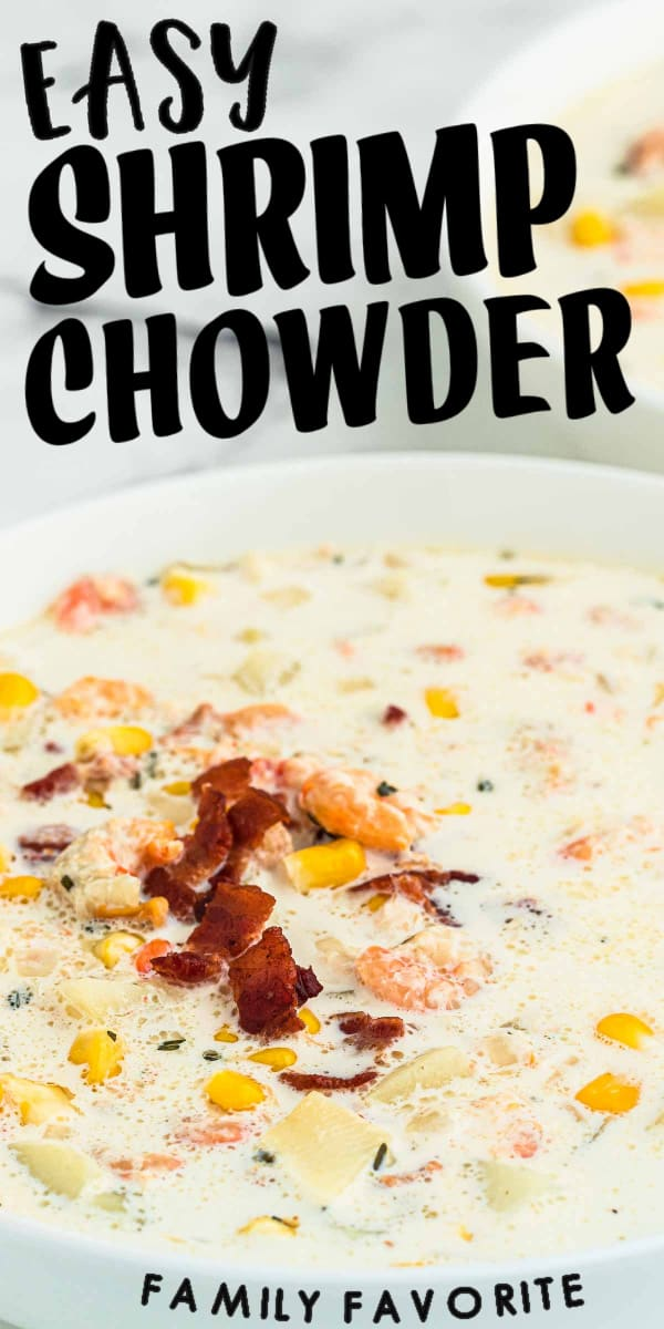 Easy Shrimp Chowder Recipe
