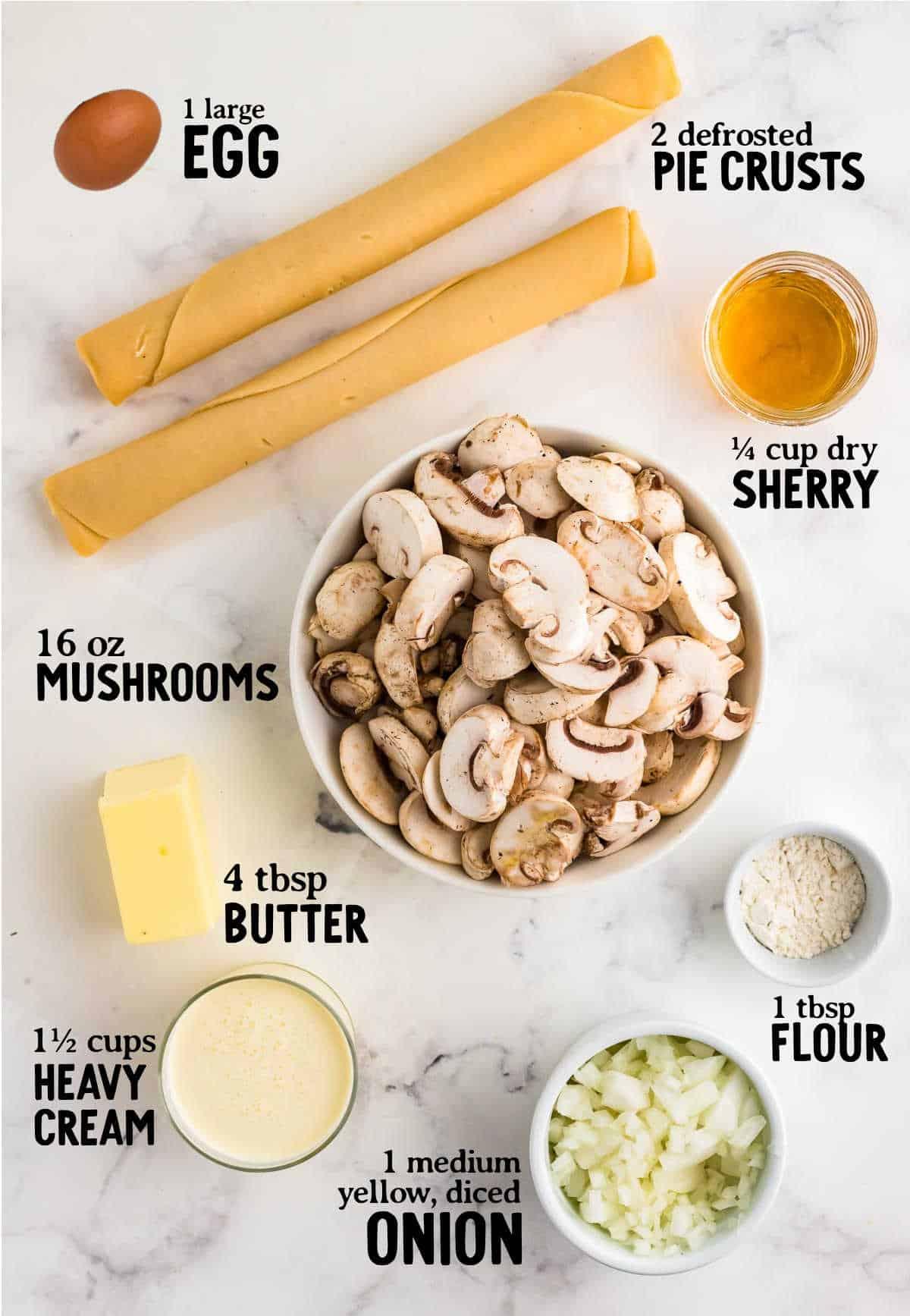 ingredient checklist