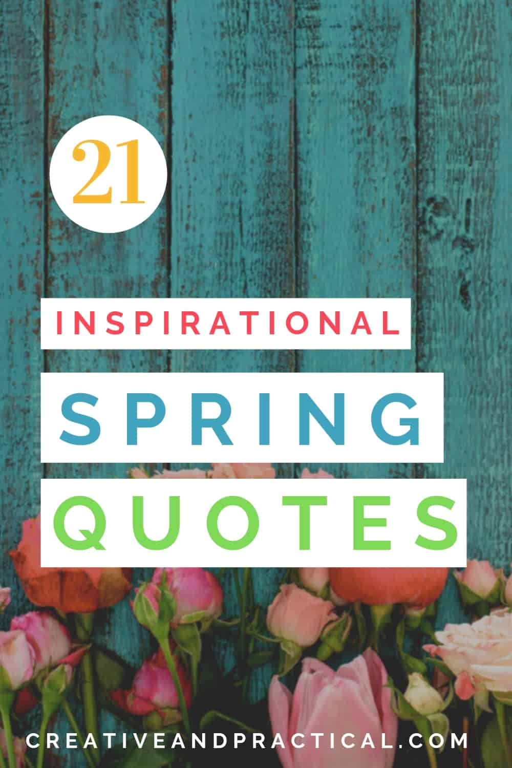 The nest Spring Quotes