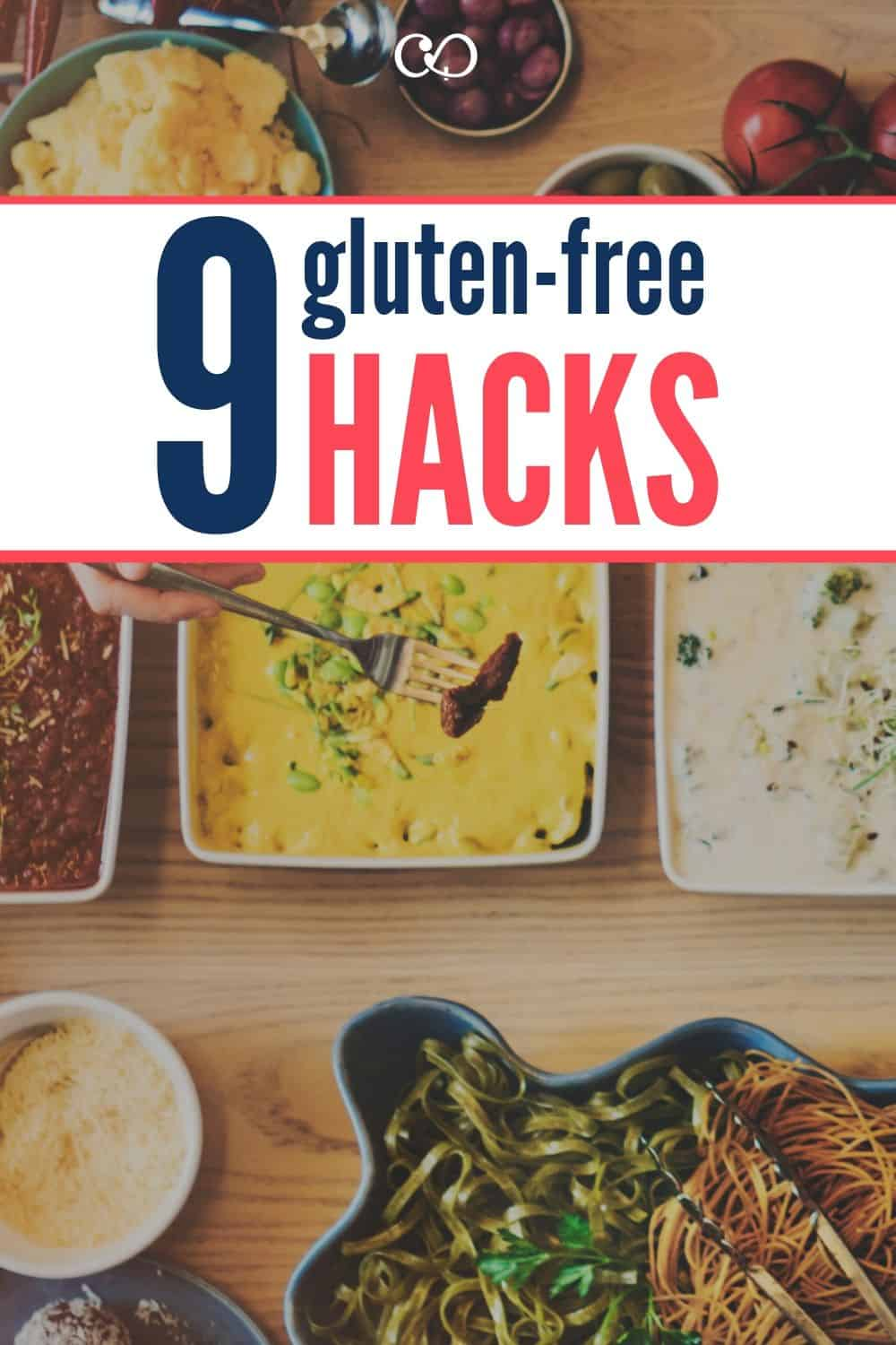 A collection of gluten-free foods perfect for sharing