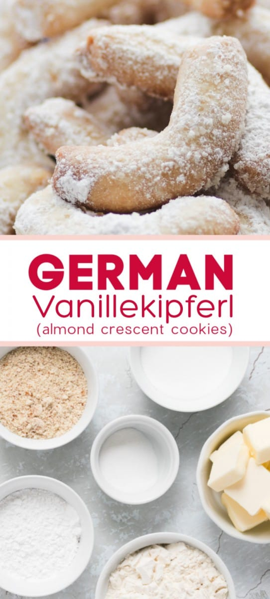 German Vanillekipferl Recipe