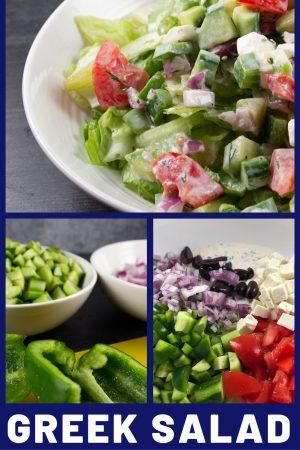 Greek Salad - Mini Tutorial