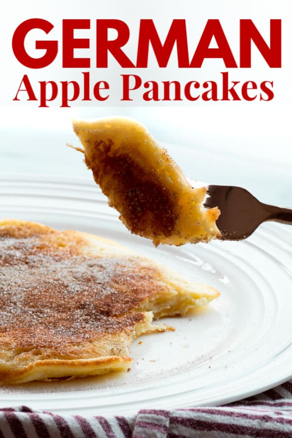 The Best German Apple Pancake Recipe