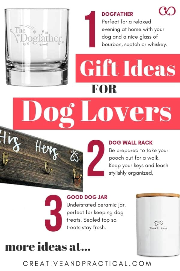 7 Epic Gifts For Dog Lovers The Cheerful Cook