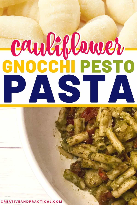 Gnocchi Pasta Salad