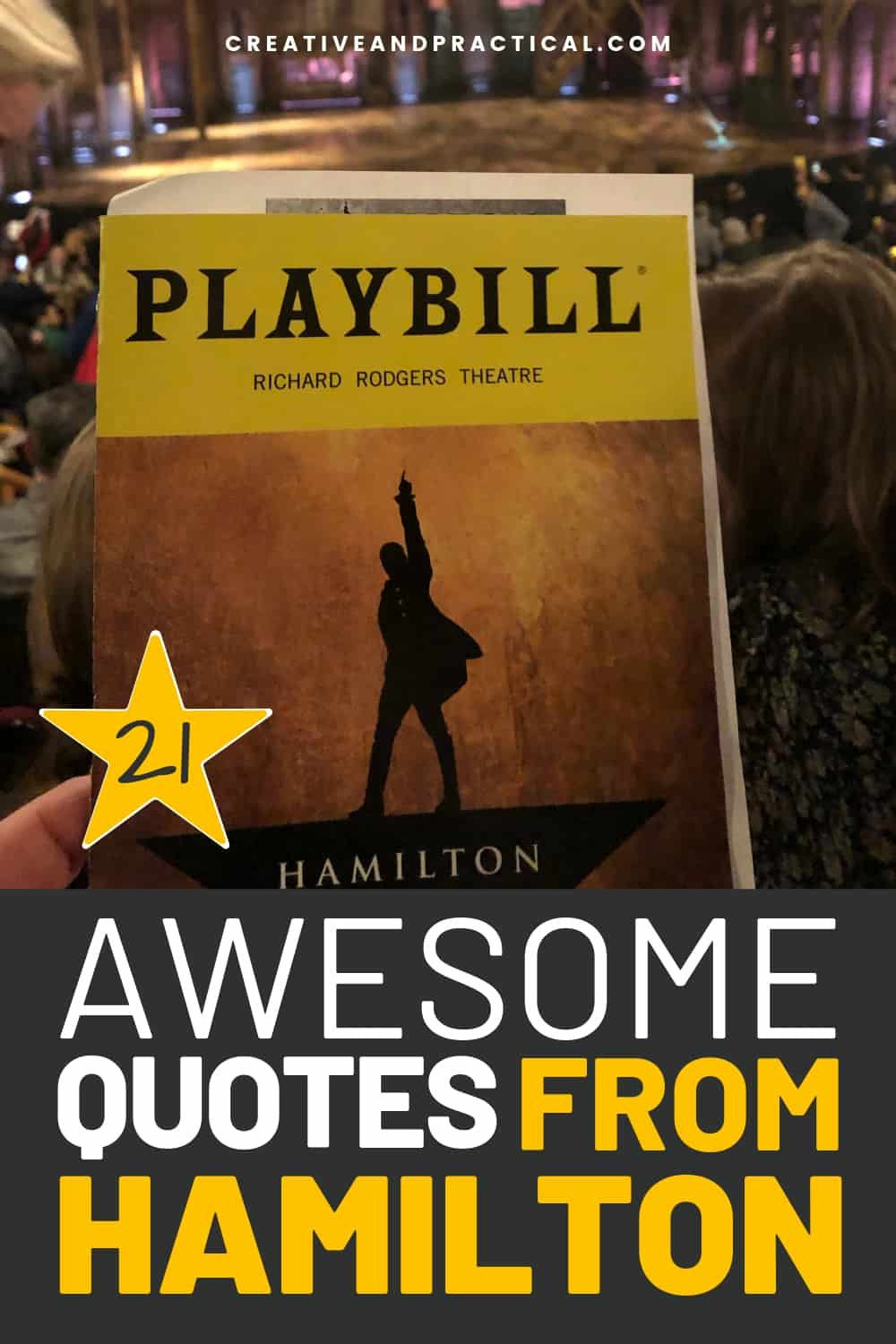 Awesome Hamilton Quotes You'll Need To Save Right Now