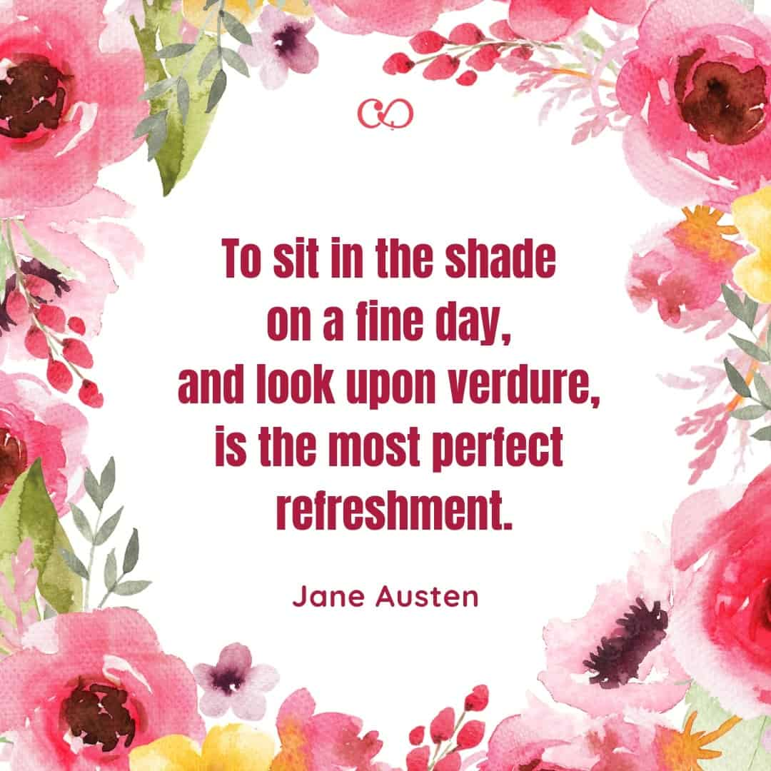 Quote by To sit in the shade on a fine day, and look upon verdure, is the most perfect refreshment