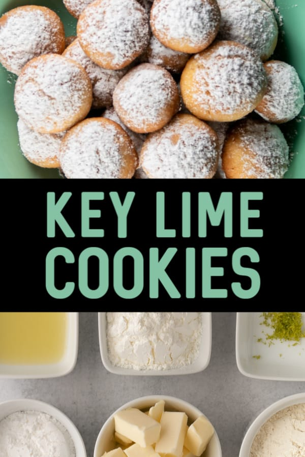 The best Key Lime Cookie Recipe