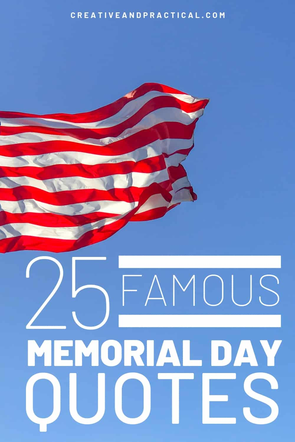 25 Famous Memorial Day Quotes