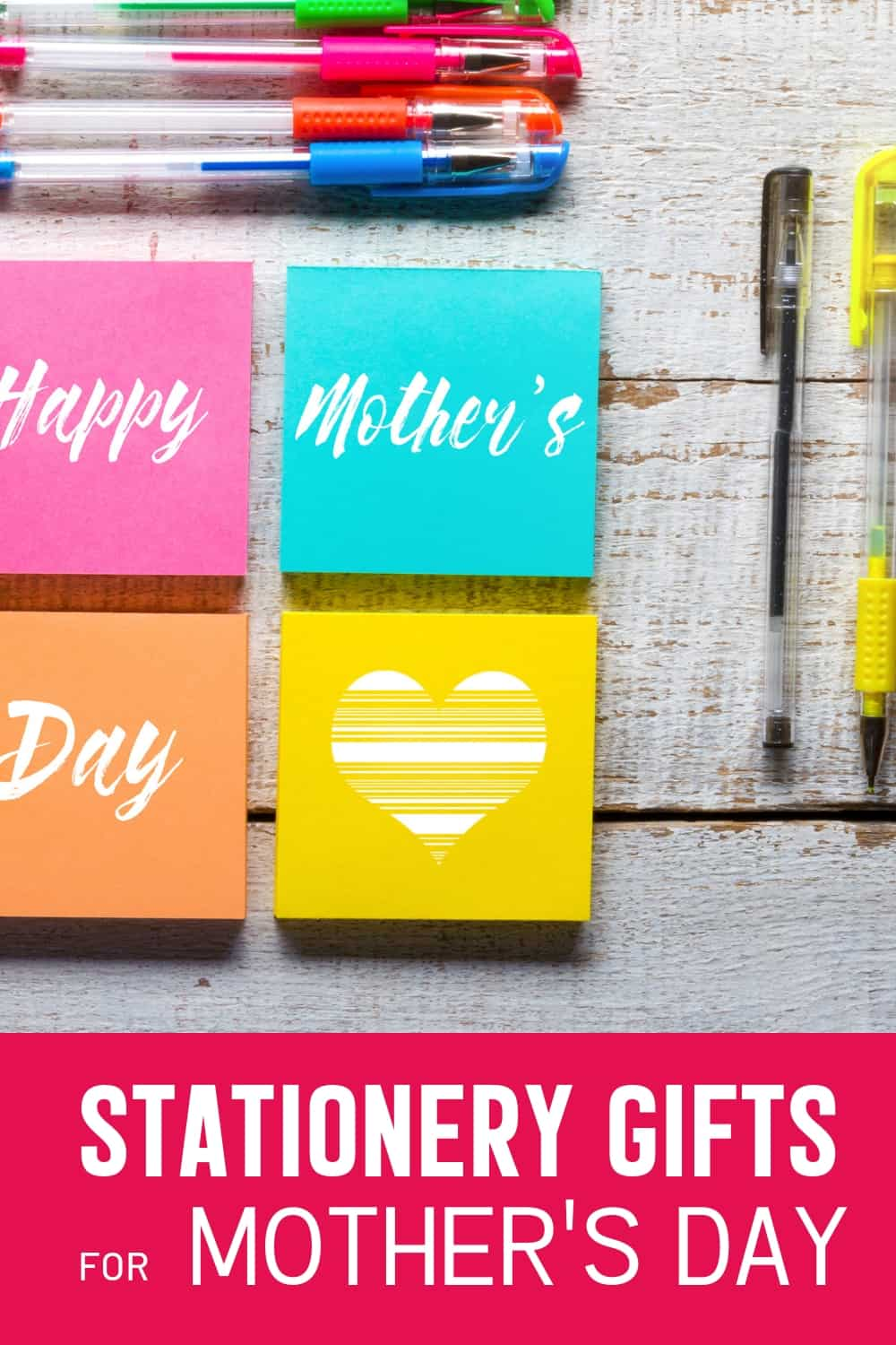 Stationery - Mother's Day Gift Ideas