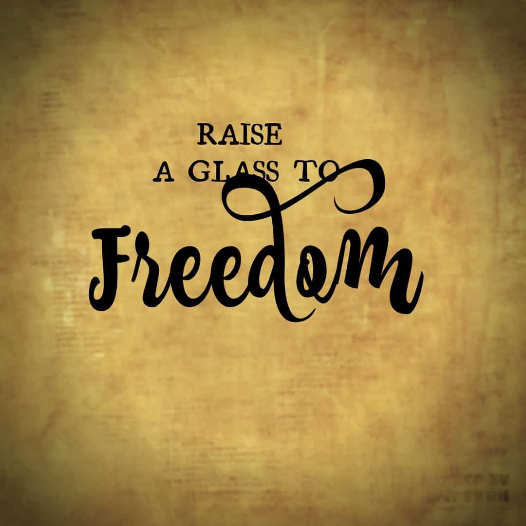 Raise A Glass To Freedom, Hamilton The Musical