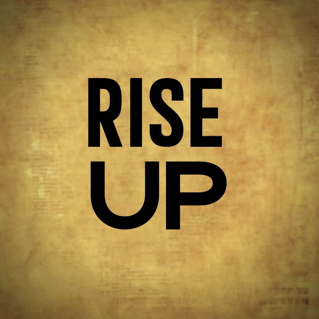 Rise Up, Hamilton The Musical