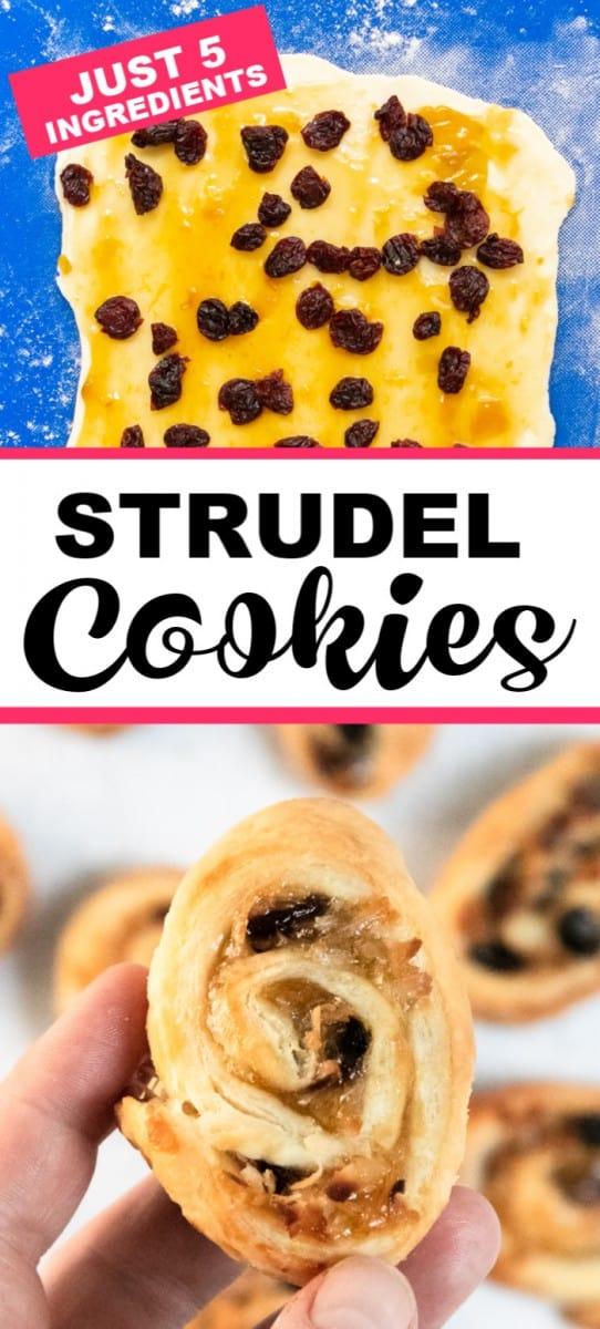The best Strudel Cookie Recipe