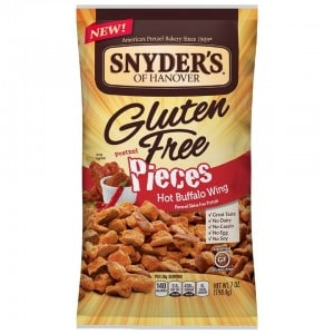 Synders of Hanover Gluten Free Pretzels