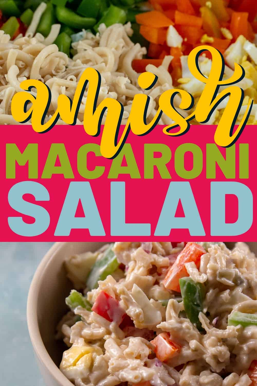 Amish Macaroni