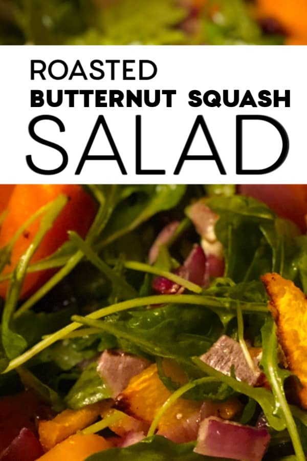 The Best Butternut Squash Salad Recipe