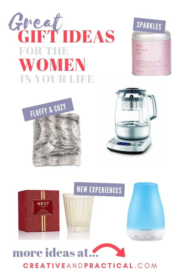 Awesome Gift Ideas for Women