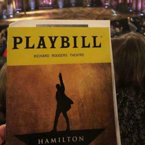 Hamilton, The Musical