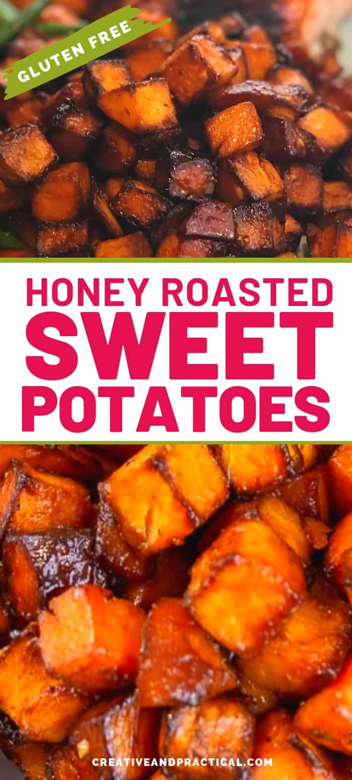 The BEST Honey Roasted Sweet Potato Recipe