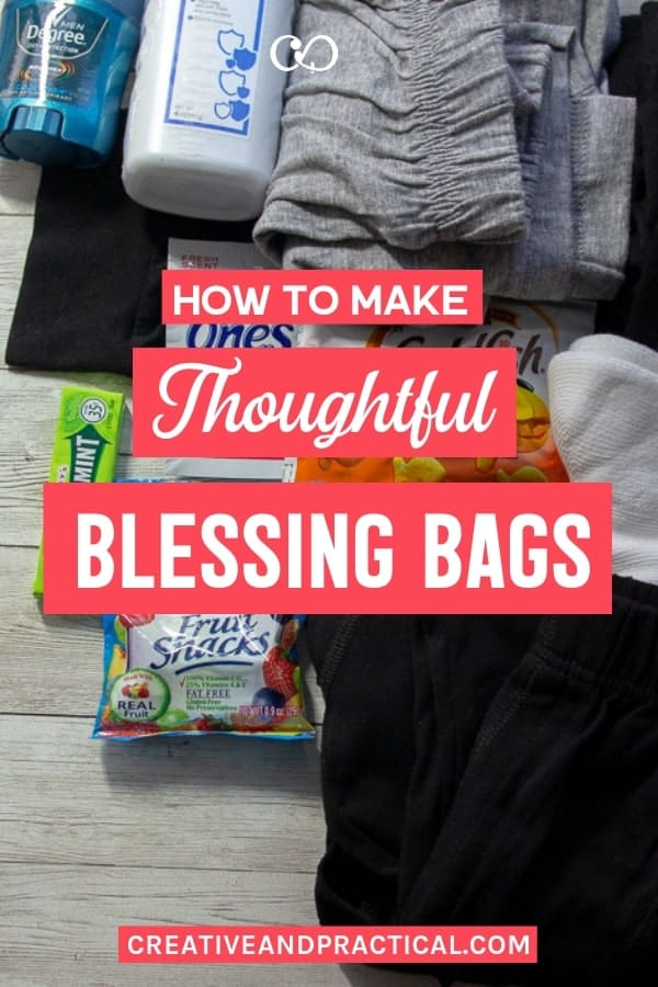 Thoughtful Blessing Bags
