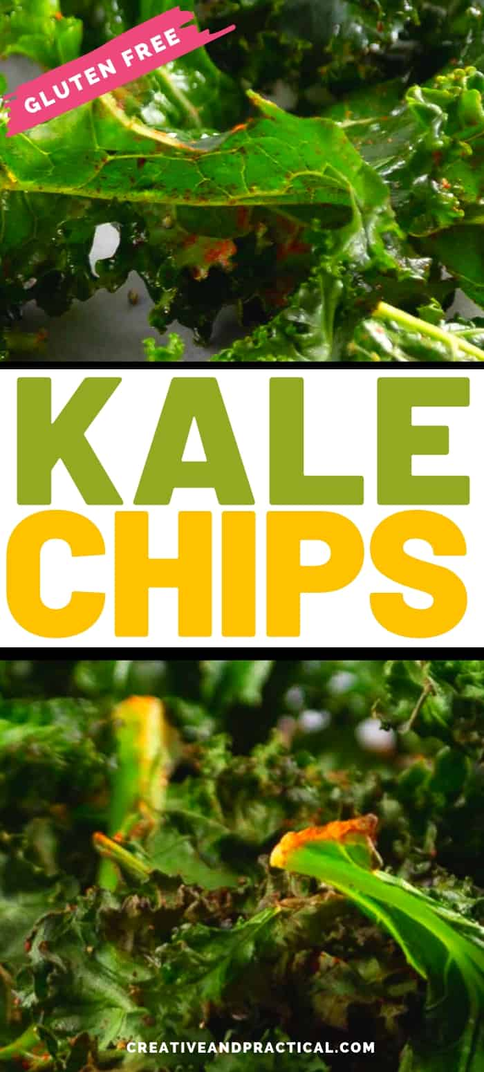 The Best Kale Chip Recipe
