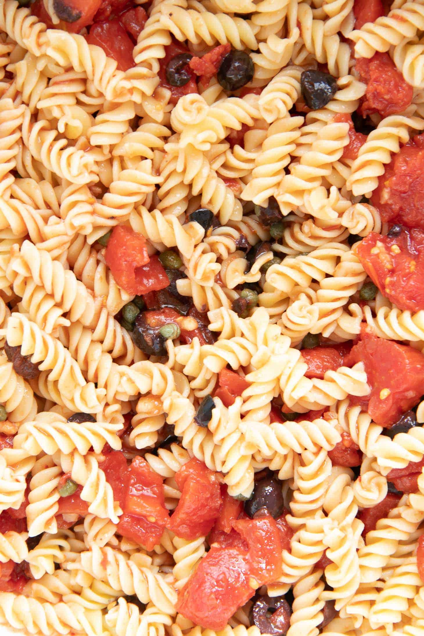 Mediterranean Pasta Salad The Cheerful Cook