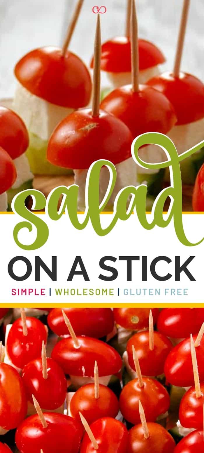 3-Ingredient Appetizer Salad