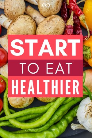 Fresh Vegetables to help You To Start Eating Healthy