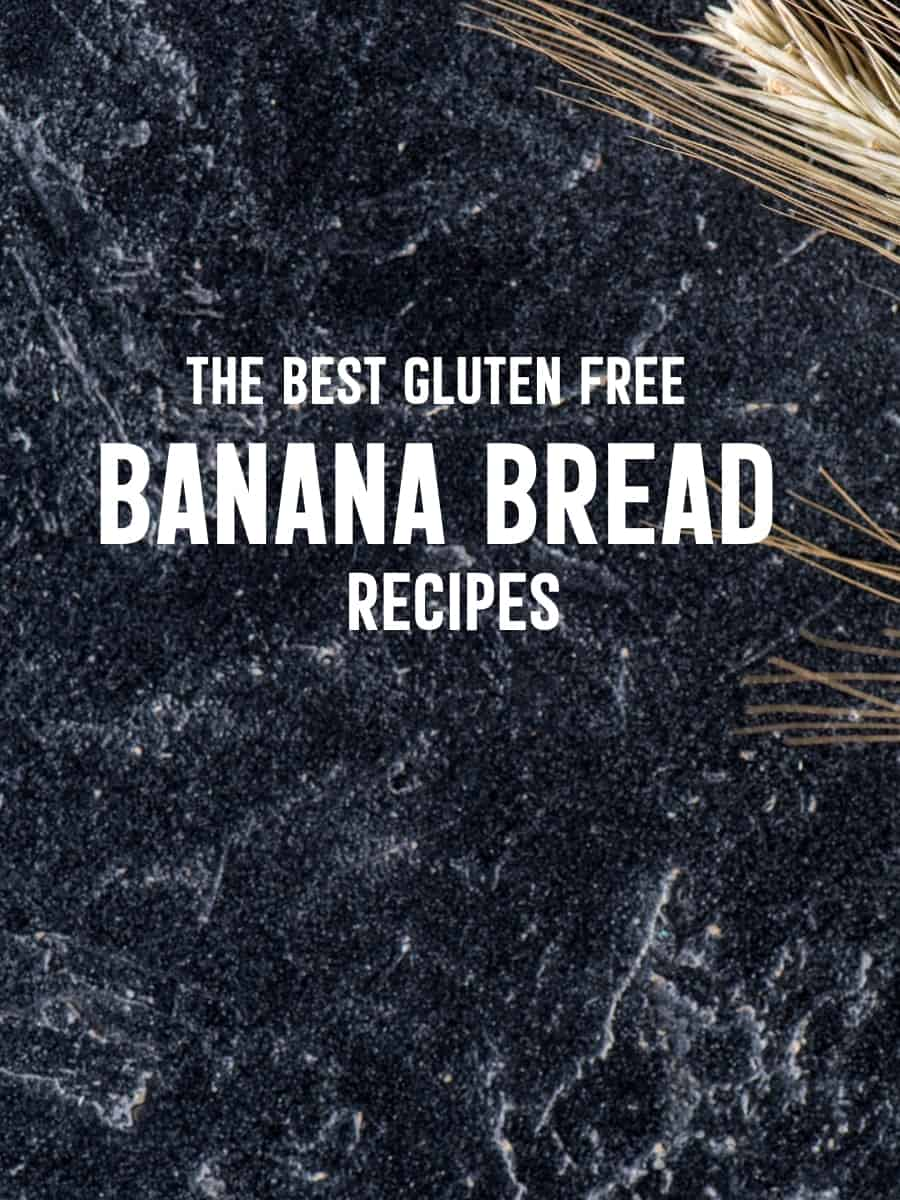 The Best Gluten Free Banana Recipes