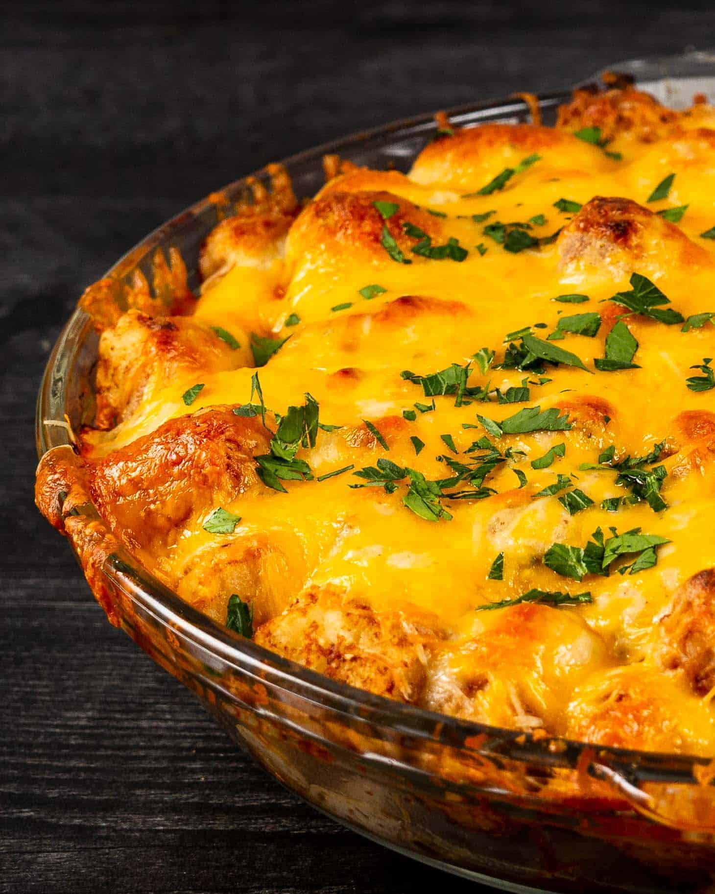 The Best Turkey and Tater Tot Casserole