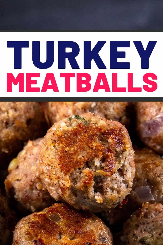 The best (gluten-free) Turkey Meatball Recipe